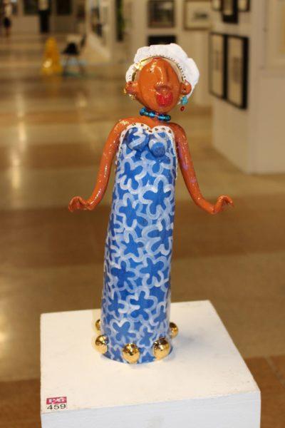 Magdalena, Melanie O'Donnell, ceramic